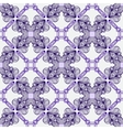 luxury pattern with elegant Spanish motifs vector image vector image