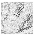 Should You Hire a Professional to Remodel Your vector image vector image
