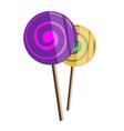Sugar candies vector image vector image