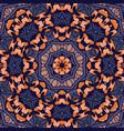 beautiful circular background fractal image vector image vector image