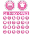 office signs vector image vector image