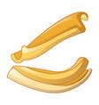corte pasta icon cartoon style vector image