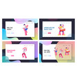 music players performing on rio carnival website vector image vector image
