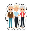 people or family members icon image vector image vector image