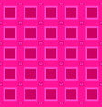 abstract seamless square pattern background vector image vector image