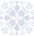 abstract sacred geometry decoration