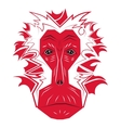 Chinese New Year Monkeys vector image vector image