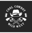 Cowboys emblem on a white background