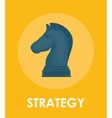 Business strategies and solutions vector image vector image