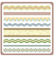 Pattern Border vector image
