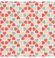 Seamless pattern of valentines day in retro style vector | Price: 1 Credit (USD $1)
