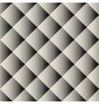 dots rhombus seamless monochrome pattern vector image vector image