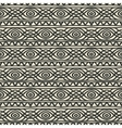hand drawing ethnic pattern vector image