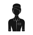 medical staff in the hospital medicine single vector image vector image