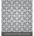seamless pattern ornament vector image vector image