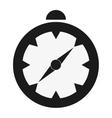 single compass icon vector image vector image