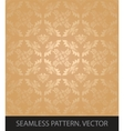 seamless patterns gold vector image