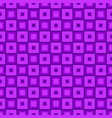 abstract seamless pattern - square design vector image vector image