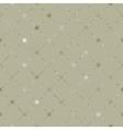 dot template vintage background eps 8 vector image vector image