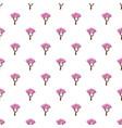 sakura pattern seamless vector image
