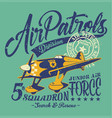 Air patrols squadron