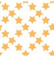 cartoon holiday star stripes seamless pattern vector image vector image