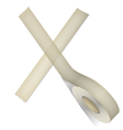 masking tape vector image vector image