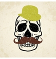 Decorative skull vector | Price: 1 Credit (USD $1)