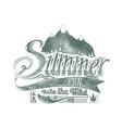 summer fun vector image vector image