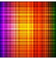 Colorful shiny colorful checked background vector image vector image