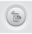 Mobile Payment Icon vector image
