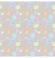 PatternOfPastelColorsOnGrayBackground vector image vector image