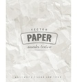 Rumpled paper seamless texture