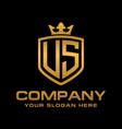 us logo vector image