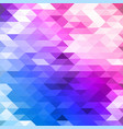 background in pink blue purple-coloured vector image