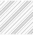 black and white lines texture seamless pattern vector image vector image