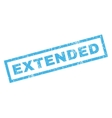 Extended Rubber Stamp vector image vector image