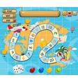 a board game template