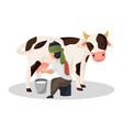 A milkman