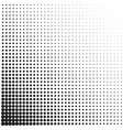 halftone dotted vintage retro gradients pattern vector image vector image