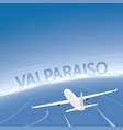Valparaiso flight destination