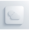 modern weather light icon vector image