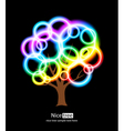 nice tree vector image