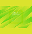 abstract green and yellow color gradients vector image vector image