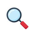 search icon sign symbol vector image