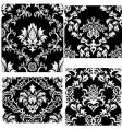 amask patterns set vector image vector image