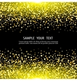 Glitter texture Trendy modern vector image vector image