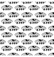 Seamless geometrical eyes pattern for