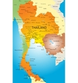 Thailand vector image