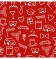 Prom Seamless Pattern vector image vector image
